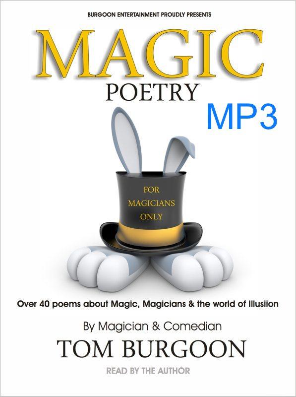 Magic Poetry MP3 Download - Tom Burgoon