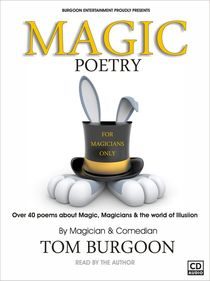 Magic Poetry CD + MP3 (GET BOTH AND SAVE)