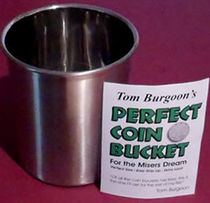 The Perfect Coin Bucket