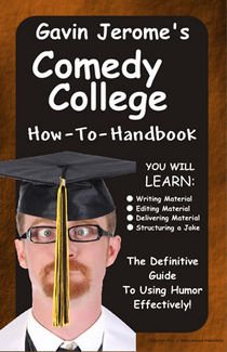 Comedy College Book
