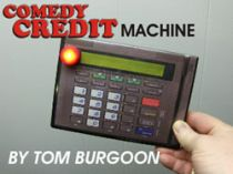 Comedy Credit Card Machine