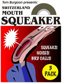 Switzerland Mouth Squeaker