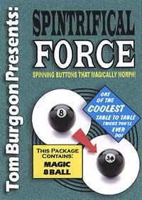 Spintrifical Force